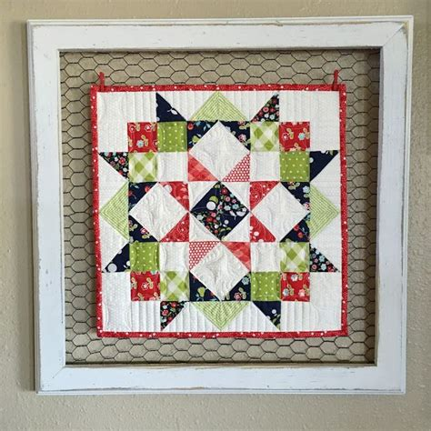 top 25 ideas about mini quilt patterns on