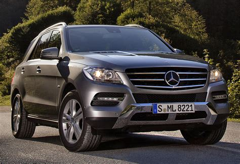Mercedes Ml by Dom Automobile Noul Mercedes Ml