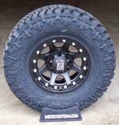 Trail Grappler Tire Weight 17x9 Black Xd Addict Wheels 12mm W Nitto Trail Grappler