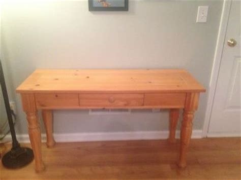I Have This Table Would Like Two End Tables T0 Go With It Broyhill Fontana Sofa Table