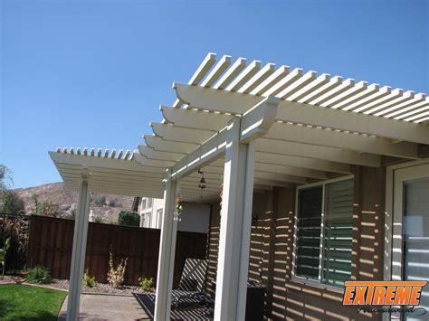 Wood Lattice   Alumawood Patio Covers   patios schmatios