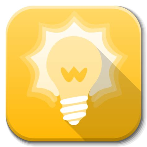 Light App by Apps Flashlight Icon Flatwoken Iconset Alecive