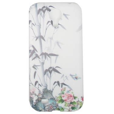 Painting Phone Plastic For Samsung Galaxy S4 C18 No Color painting phone plastic for samsung galaxy s4 c19