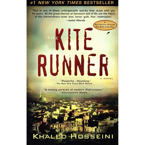 The Best Modern Novel by The Kite Runner By Khaled Hosseini Reviews Discussion