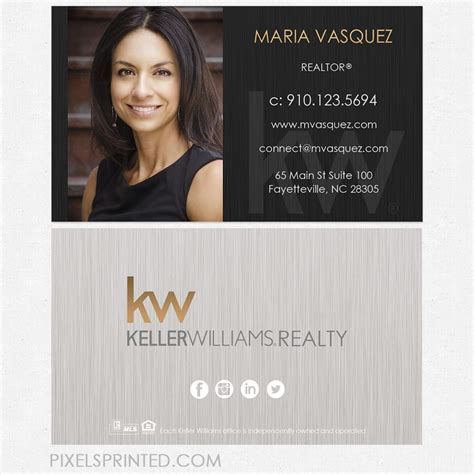 Realtor Business Cards best 25 real estate business cards ideas on