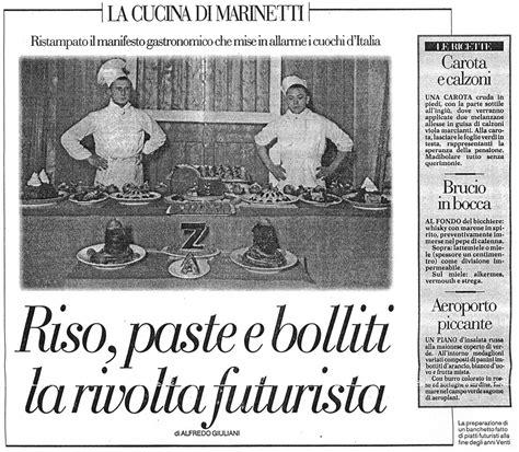 manifesto cucina futurista la cucina futurista christian marinotti edizioni jean