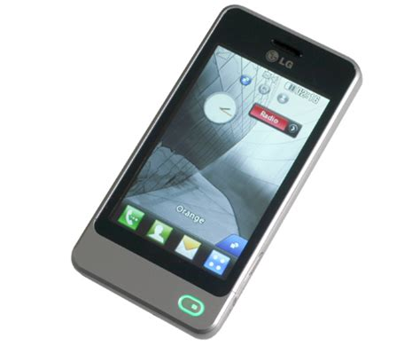 lg gd510 device specifications handset detection