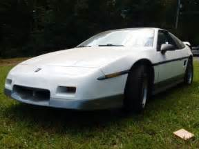 Pontiac Fiero Top Speed Pontiac Fiero Gt 4 Speed Manual V8 For Sale Photos