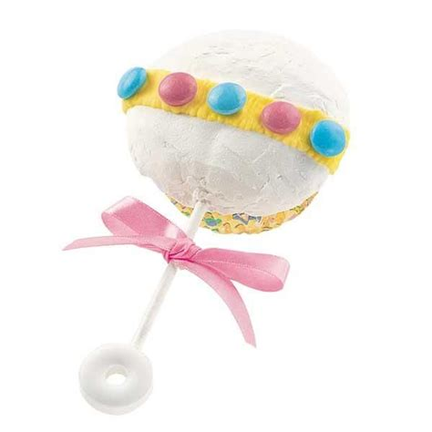 Baby Shower Cupcake Rattles by Best 25 Baby Rattle Cupcakes Ideas On Baby