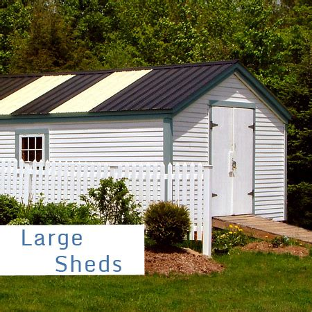 large sheds  sale large storage sheds large shed kits