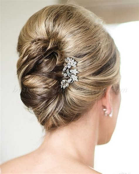 french twist wedding hairstyles   french twist updo