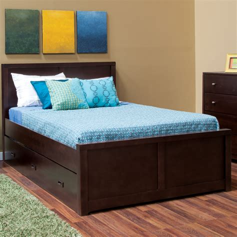 full bed trundle southernspreadwing com page 141 peyton full trundle storage bed with alluring full
