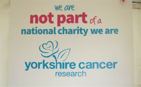 charity choice charity directory list of charities yorkshire cancer research cancer medical research