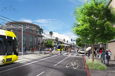 lighting stores in san fernando valley light rail proposal for l a s san fernando valley wins