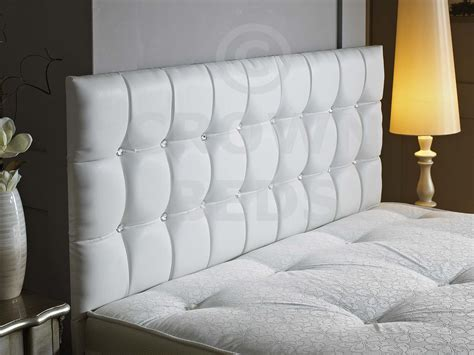 white headboard with diamonds home decorating pictures white bed with diamonds