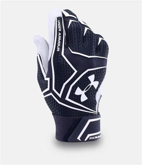 under armoir gloves men s ua yard clutch batting gloves under armour us