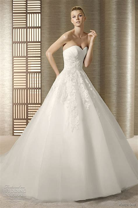 White One Wedding Dresses by White One Wedding Dresses 2012 Wedding Inspirasi