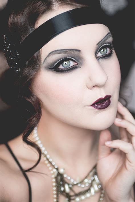 25 best ideas about great gatsby hair on pinterest 25 best ideas about flapper makeup on pinterest 1920s