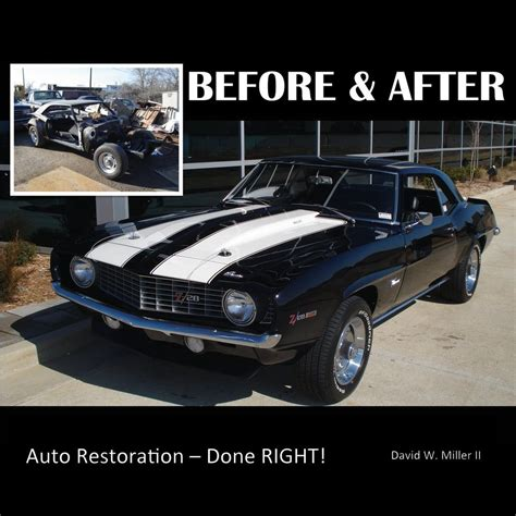 L Restoration by Before After Auto Restoration Done Right Book