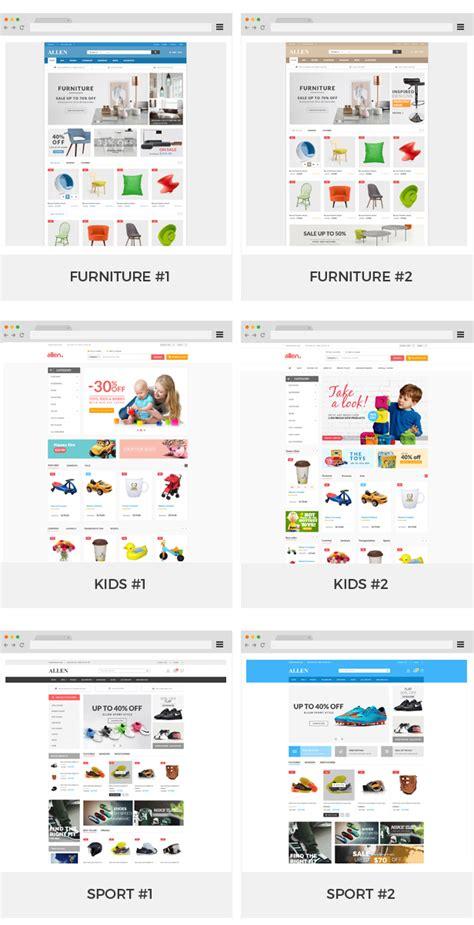 drupal theme item list allen multipurpose responsive drupal theme by drupalet