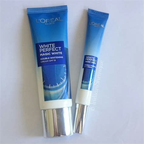 Loreal Whitening l oreal white magic white whitening