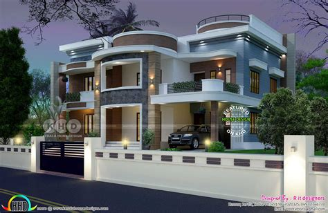 6 bedroom modern house plans design three 2018 and