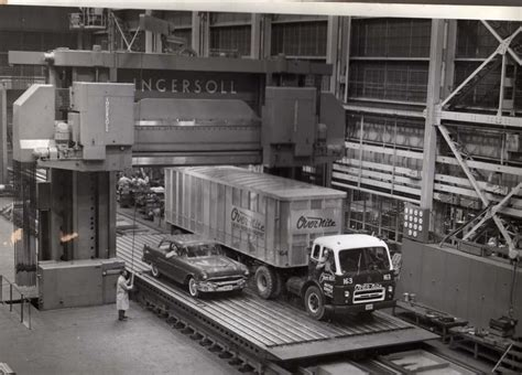 Industrial History Ingersoll Machine Tools In Rockford Il