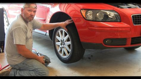 replace  alternator    volvo   part  removal youtube
