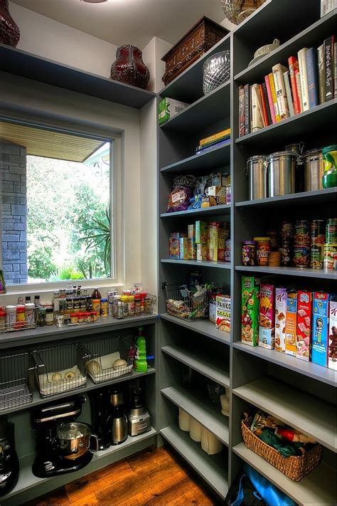 Pantry Shelf Height by 30 Kitchen Pantry Cabinet Ideas For A Well Organized Kitchen