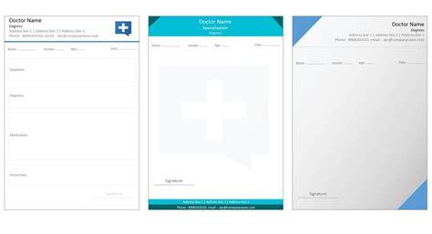 Designs For Medical Prescription Template Indoclinic Blog Prescription Template Microsoft Word