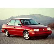 1991 96 Ford Escort  Consumer Guide Auto