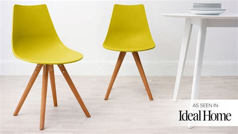 mustard dining chairs moulded dining chair plastic dining chair wooden base