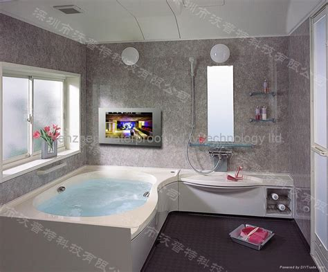 Tv In Bathroom by Bathroom Tv