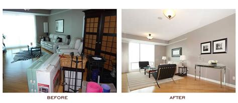 staging before and after home staging before and after photos stagingworks