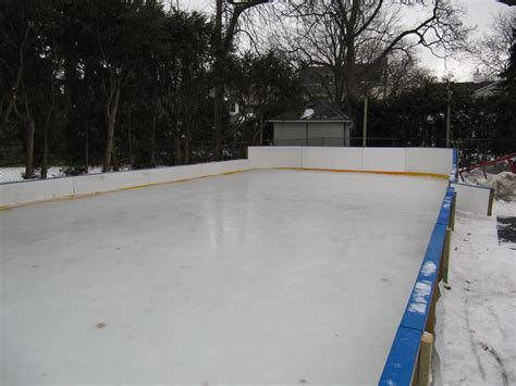 backyard rink boards triyae backyard rink boards various design