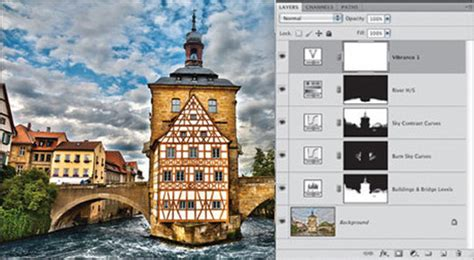 imagenes hdr photoshop cs6 50 photoshop photo editing tutorials smashingapps com