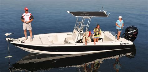 triton boats stress cracks the top 20 bay boats of all time redfish world magazine
