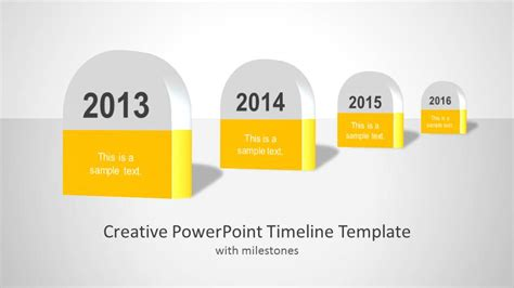 Cool Home Design Ideas by Creative Timeline Template For Powerpoint Slidemodel