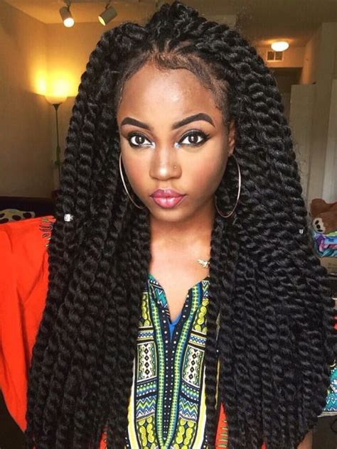 making large braids styles 17 best ideas about jumbo twists on pinterest twists