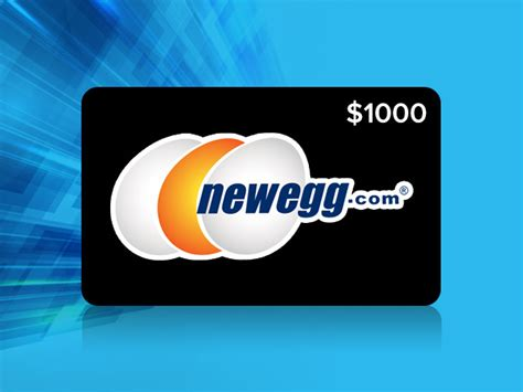 Where Can You Buy Newegg Gift Cards - enter to win a 1000 newegg giveaway