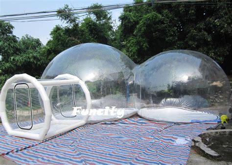 Italian Canopy Bed tente gonflable campante de bulle de famille 3m 6m