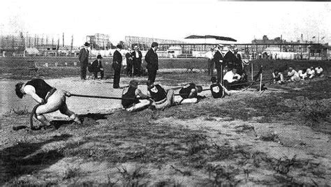 rug of war this is the complete list of olympic medalists in tug of war from 1900 to 1920