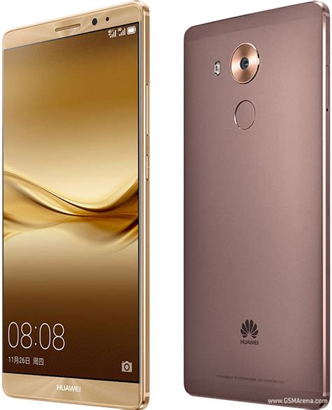 Huawei Mate 8 pictures, official photos