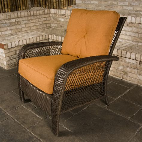 5 Piece All Weather Wicker Martinique By Agio Family Leisure Agio Wicker Patio Furniture