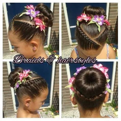 black flower girls hairstyles for weddings 10 images about african princess little black girl