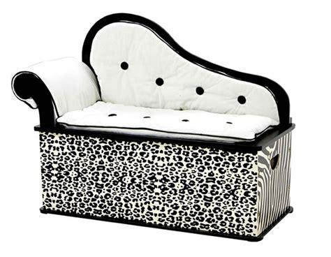 sitzbank mit seitenlehne schlafzimmer bank mit tiermuster ein der coolsten