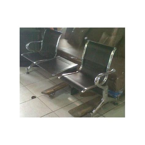 harga kursi tunggu stainless steel 2in1 205 importir