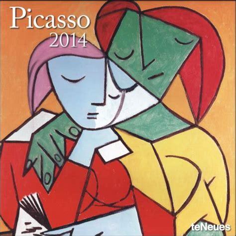 imagenes figurativas de pablo picasso picasso 2014 wall calendar 820956059996 calendars com