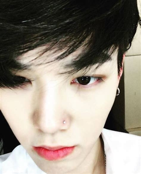 zelo got a nose piercing k pop amino