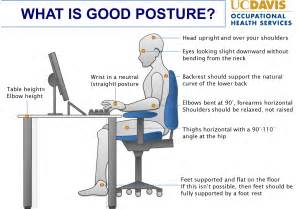 Office Chair Ergonomics Guide Office Ergonomics Tips And Best Practices Ucop